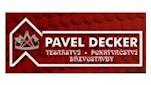 Tesařství, pokrývačství, dřevostavby - Pavel Decker