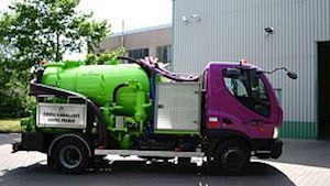 Čištění kanalizace a odpadů Kladno