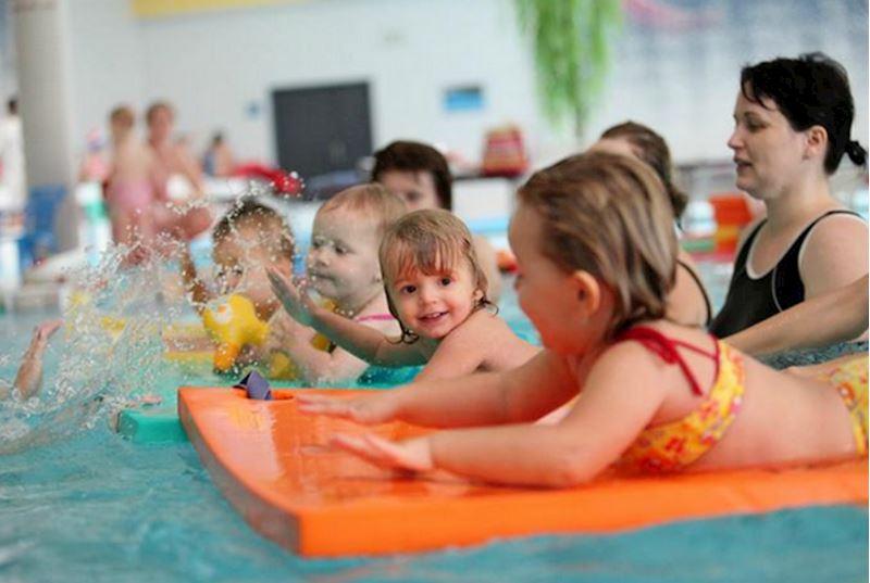 Plavání dětí - Baby Club - Jitka Slivečková - Uherské Hradiště - fotografie 13/15