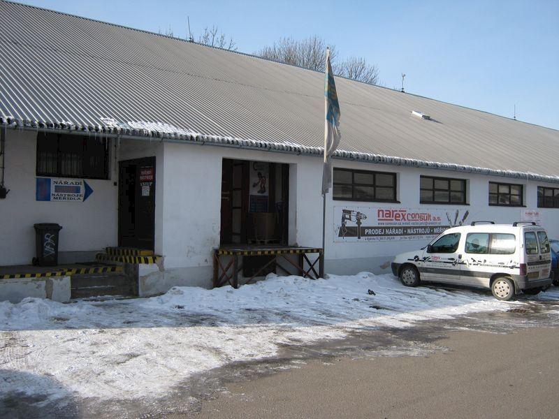 Prodejna Narex Jihlava