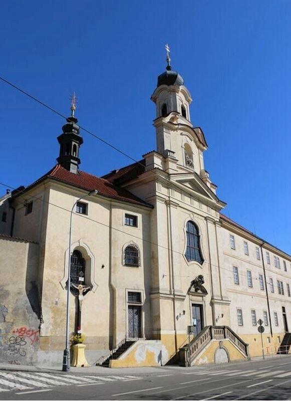 Nemocnice sv. Alžběty Na Slupi, Praha - fotografie 2/12
