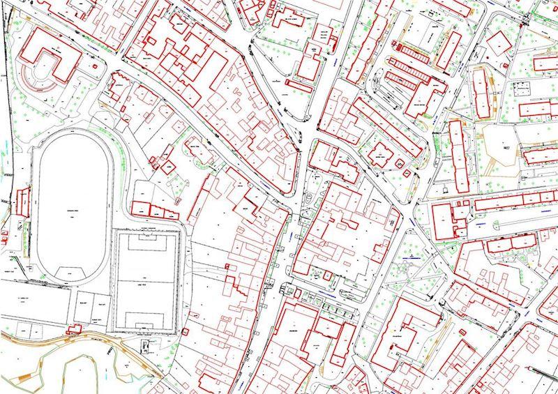 GIS - grafické informační systémy