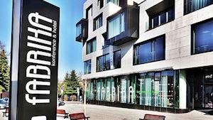 Hotel a konferenční centrum Fabrika