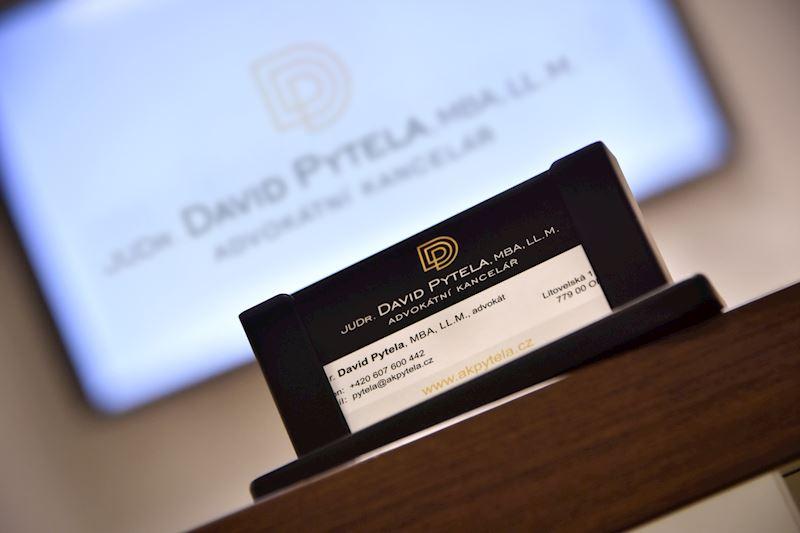 JUDr. David Pytela, MBA, LL.M, advokátní kancelář - fotografie 6/9