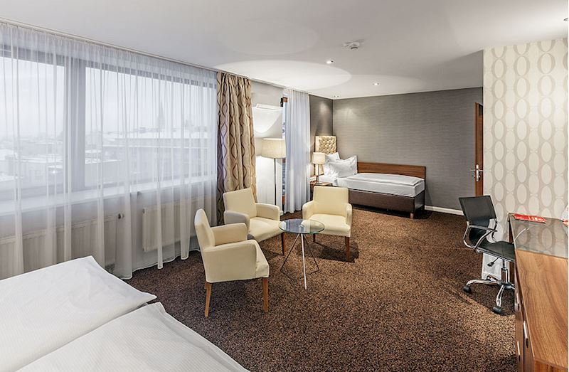 Executive Junior Suite pokoj