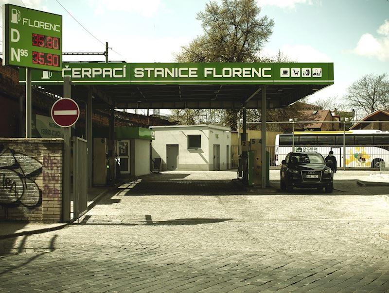 Čerpací stanice Florenc - fotografie 9/19