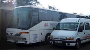 Autobusová doprava - Jan Ouhrabka