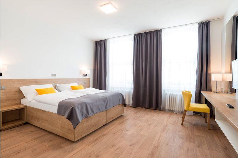 Hotel Slavia - ubytování a restaurace Boskovice - fotografie 3/28