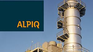 Alpiq Generation (CZ) s.r.o. - teplárna Zlín