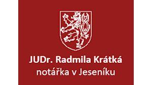 Krátká Radmila JUDr. - notářka