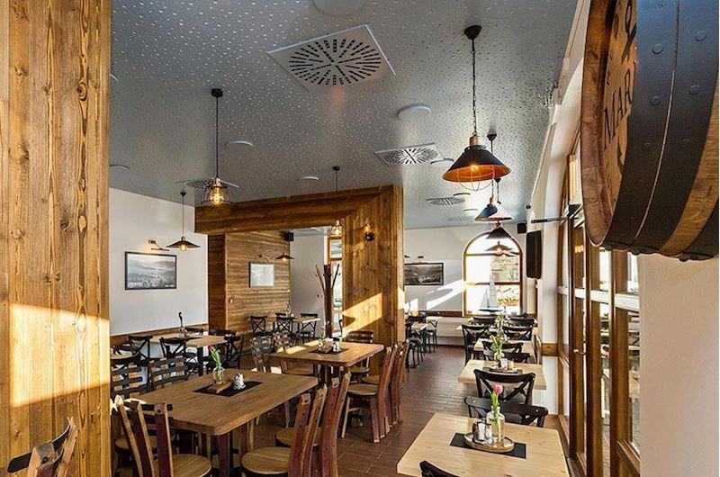 Restaurace Marina Lipno - fotografie 10/37