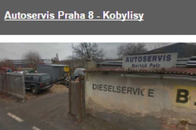 Autoservis Petr Bartoš - Praha 8 - fotografie 3/5
