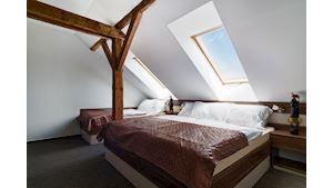 Standardní pokoje