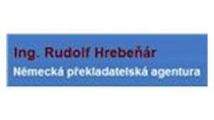 Překladatelská činnost - Hrebeňár Rudolf Ing.