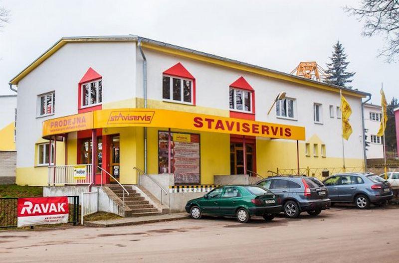 STAVISERVIS spol. s r.o. - stavební firma - fotografie 3/10