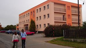 Dětský diagnostický ústav, Středisko výchovné péče, základní škola a školní jídelna, Hradec Králové