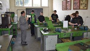 Střední škola, Rokycany, Jeřabinová 96/III - profilová fotografie