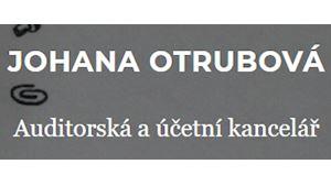 Ing. Johana Otrubová - Auditorská a účetní kancelář