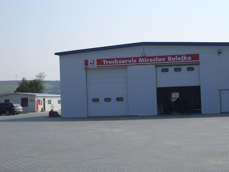 Q-SERVICE TRUCK Truck servis Miroslav Bulejko - fotografie 1/5