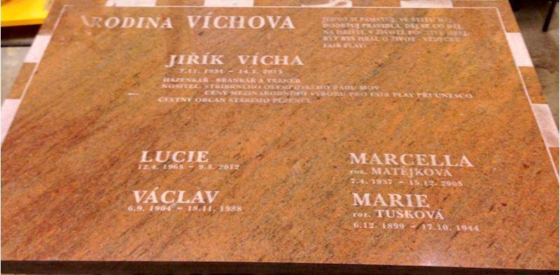Kamenictví Honzík- pomníkové díly, kamenné parapety, kuchyňské desky Příbram, Dobříš, Březnice - fotografie 64/97