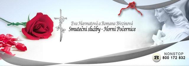 Eva Harmatová a Romana Březinová - Smuteční služby - Horní Počernice - fotografie 1/8