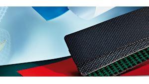 Řešení pro výrobu technických textilií