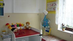 MUDr. Jana Štochlová - dětská lékařka
