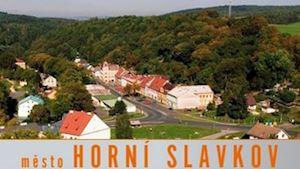 HORNÍ SLAVKOV - MĚSTSKÝ ÚŘAD