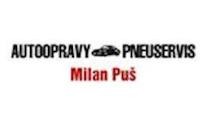 Autoopravy, pneuservis - Milan Puš