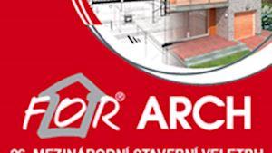 Veletrh For Arch Praha
