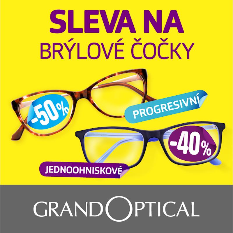 GrandOptical - oční optika OC Haná - fotografie 2/18