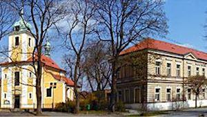 Městká část Paha-Vinoř