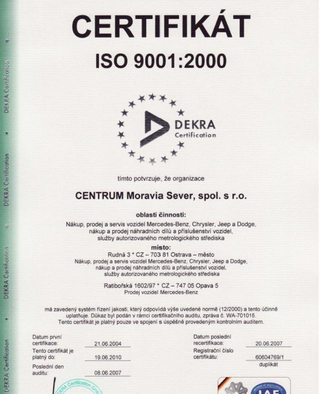 CENTRUM MORAVIA SEVER, spol. s r.o. - fotografie 10/10
