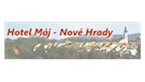Levné ubytování Nové Hrady - Hotel Máj