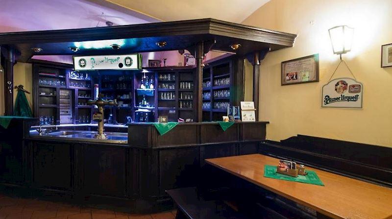 Restaurace U Rudolfina Praha 1