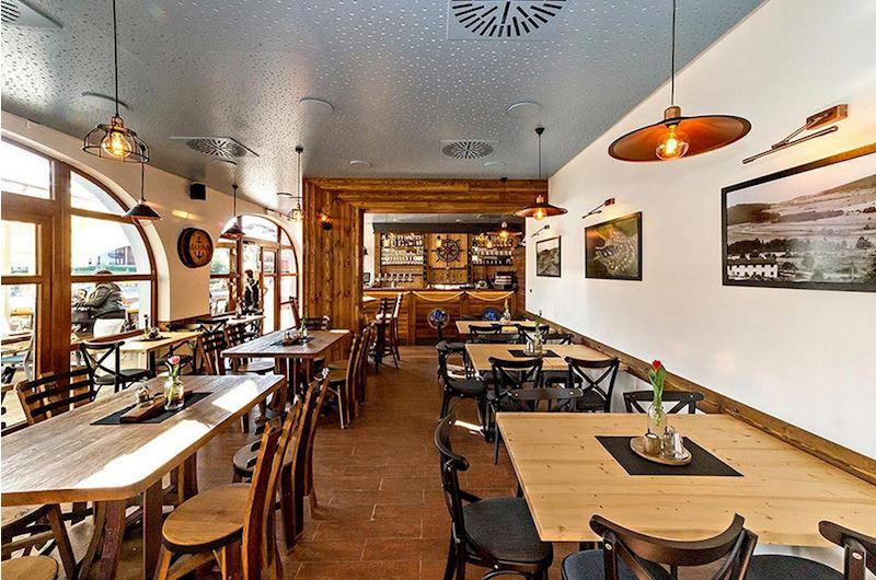 Restaurace Marina Lipno - fotografie 7/37