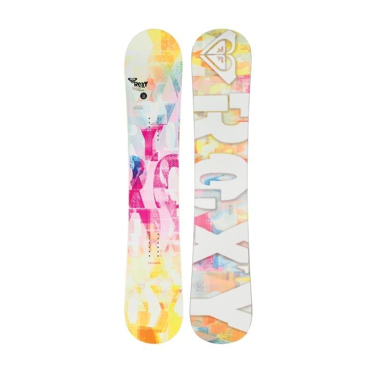 dámské snowboardy