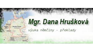 Mgr. Dana Hrušková