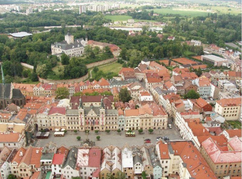 Pardubice - magistrát města - fotografie 11/12