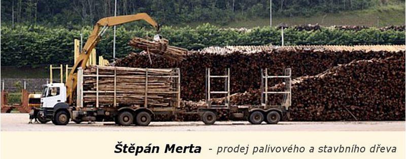 Merta Štěpán - prodej dřeva - fotografie 1/11