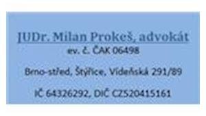 Prokeš Milan, JUDr.