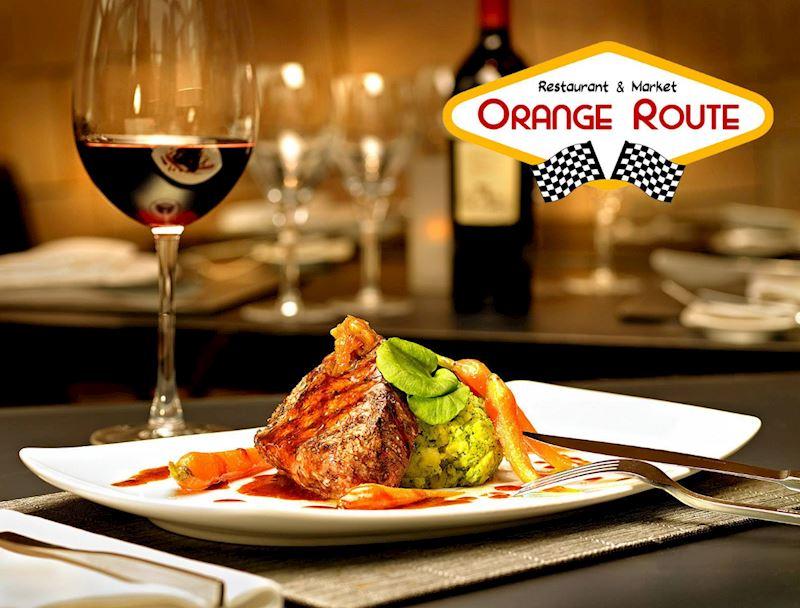 Restaurace Orange Route Protivín - fotografie 4/21