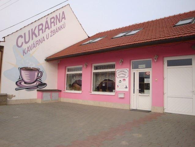 Cukrárna a kavárna u Žbánků - fotografie 1/22