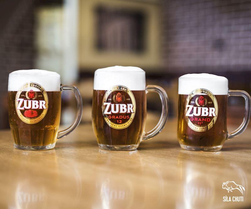 Pivovar ZUBR a.s. - fotografie 2/15