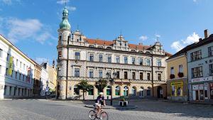 Městský úřad Písek - profilová fotografie