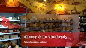 CHEESY & Ko s.r.o. - Vinohrady