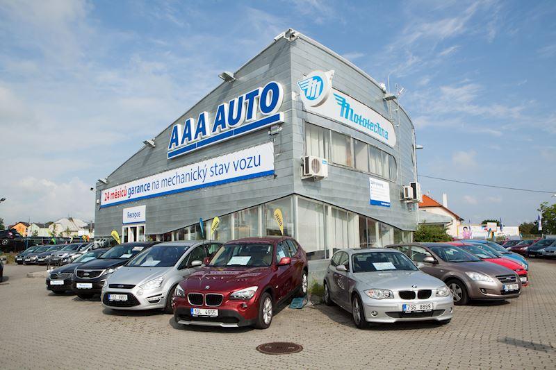 AAA Auto Plzeň - fotografie 2/11