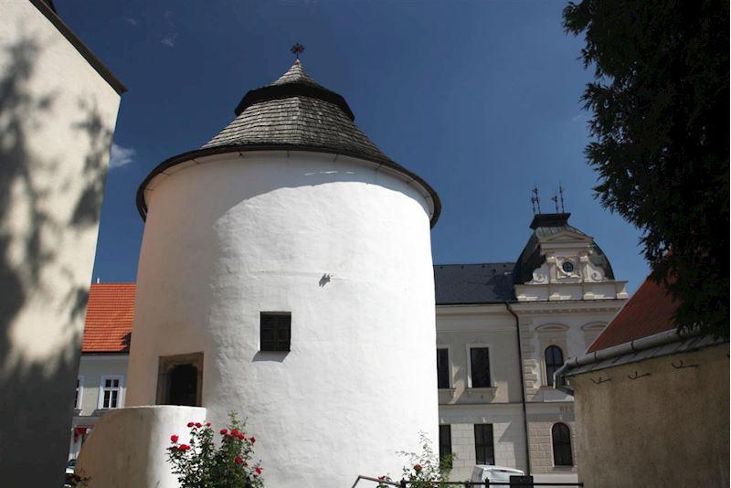 Moravské Budějovice - městský úřad - fotografie 11/15