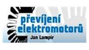 Převíjení a opravy elektromotorů - Jan Lampír