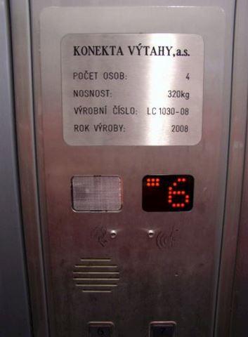 KONEKTA výtahy a.s. - fotografie 7/10